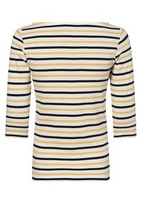 brookshire - Long sleeved top - weiß gelb - 1