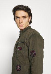 Be Edgy - GINO - Denim jacket - khaki - 3