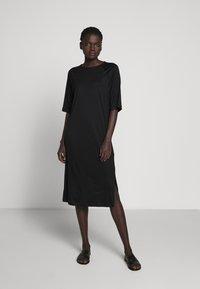 Filippa K - MIRA DRESS - Jersey dress - black - 0
