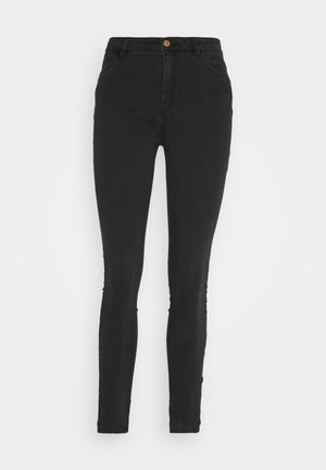 JDYCLAUDIA STRETCH - Jeans Skinny Fit - black denim