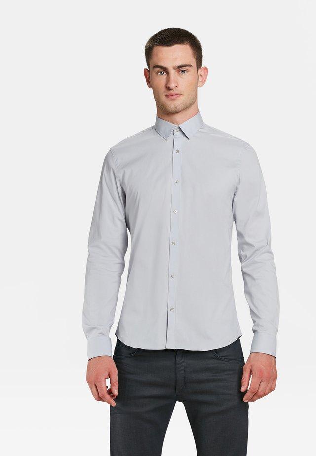 SLIM FIT STRETCH - Hemd - light grey