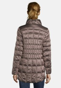 Gil Bret - Winter coat - deep taupe - 2