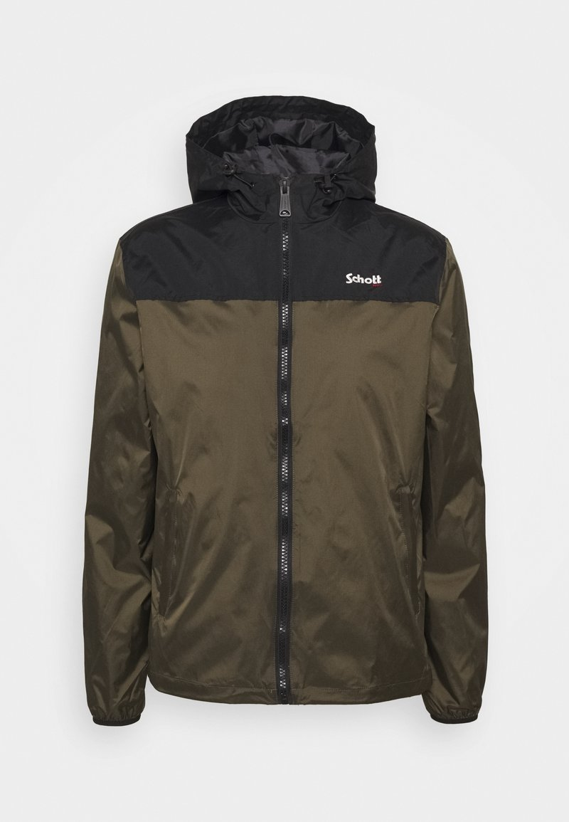Schott - MAINE - Summer jacket - kaki