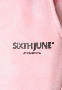 Sixth June - TIE DYE - Tracksuit bottoms - pink - 2