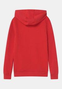 Fila - WILIAM UNISEX - Jersey con capucha - fila red - 1