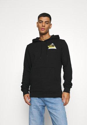 THREEYAMA HOODIE - Sweater - black
