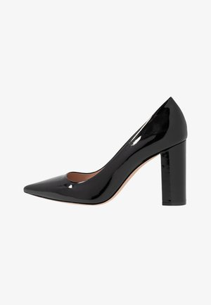 EXCLUSIVE INES CHUNKY  - High heels - black