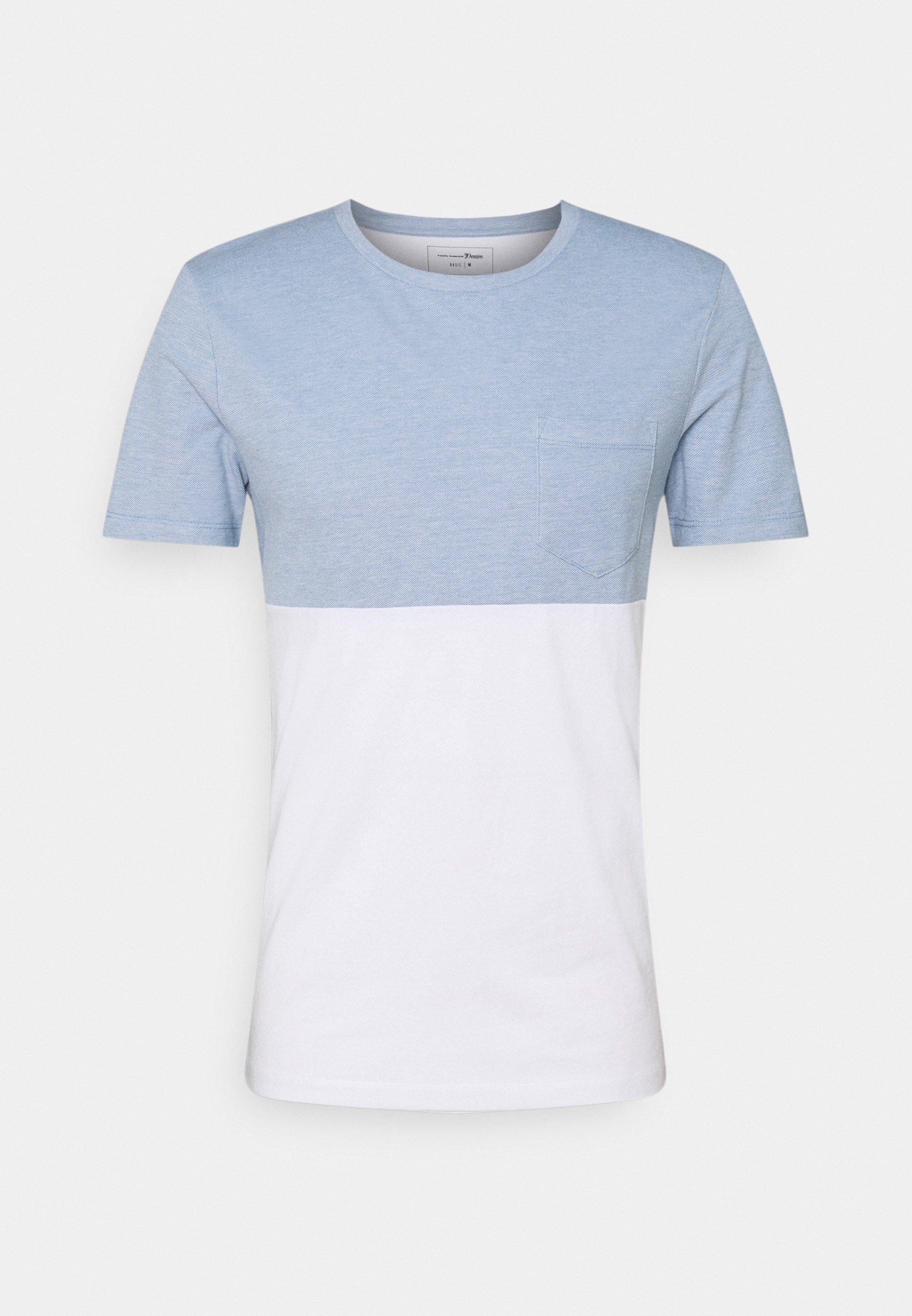 Men CUTLINE STRUCTURE - Print T-shirt