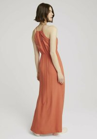 TOM TAILOR DENIM - Maxi dress - sundown coral - 2