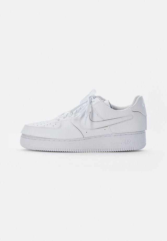 NIKE AF1 - Sneakers laag - white/white-white-white-black-black