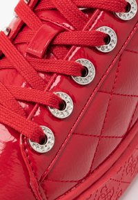 Guess - BECKS - Trainers - red - 2