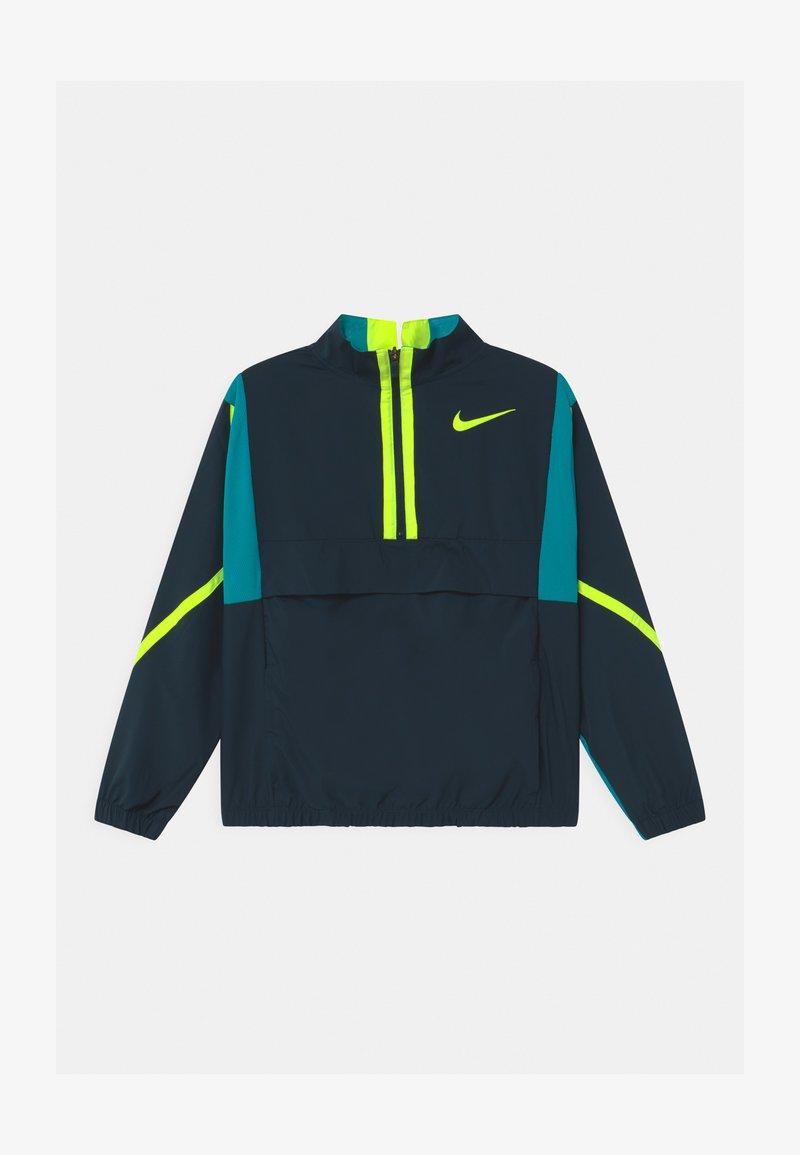 Nike Performance - CROSSOVER  - Trainingsvest - deep ocean/aquamarine/volt