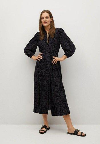 CHERRY - Denní šaty - black