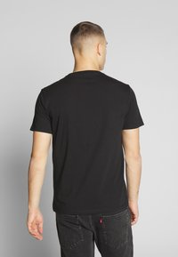 Replay - Camiseta estampada - black - 2