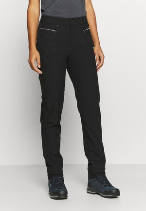 HIETANIEMI - Trousers - black