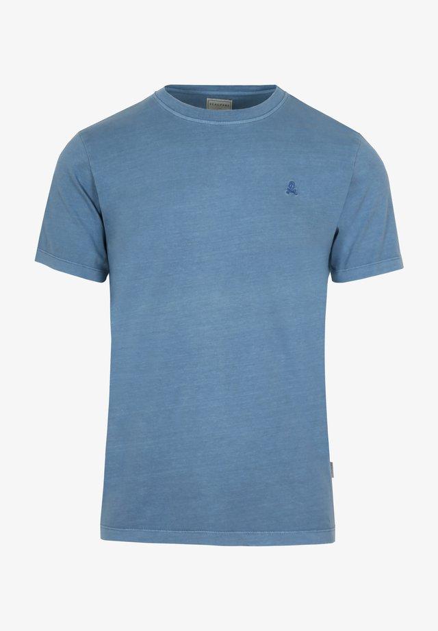 SKULL  - Basic T-shirt - blue