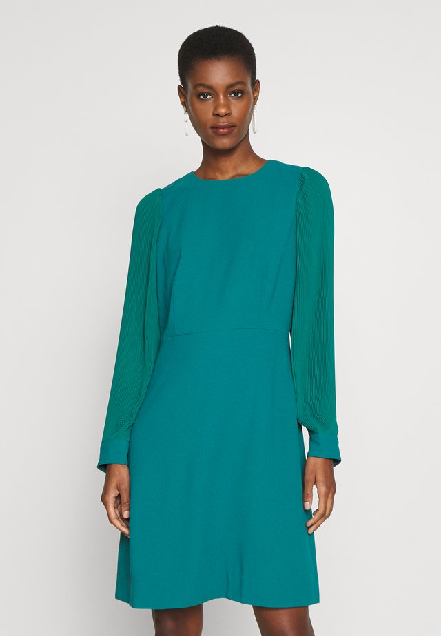 FOGGIA DRESS - Day dress - spicy jade