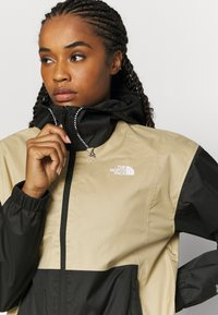 The North Face - FARSIDE JACKET - Hardshell jacket - hawthorne khaki - 4