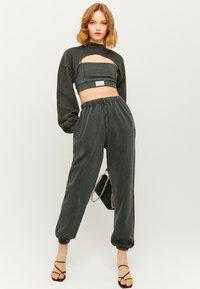 TALLY WEiJL - Sweatshirt - grey - 0