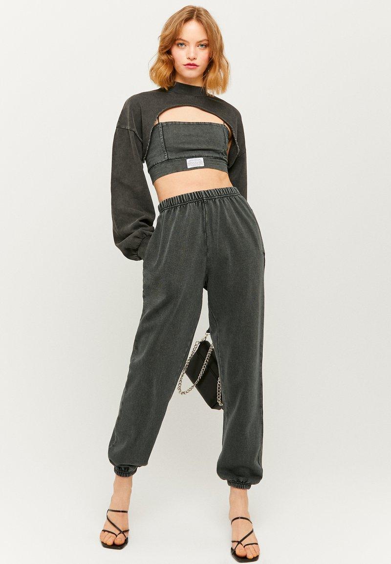 TALLY WEiJL - Sweatshirt - grey