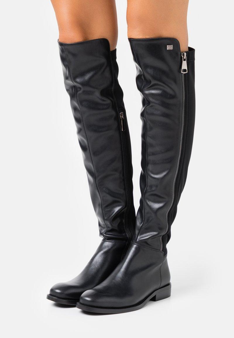 Laura Biagiotti - Høye støvler - black