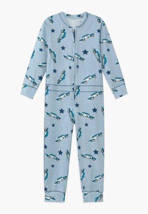 BOYS ONEPIECE - Pyjamas - light blue