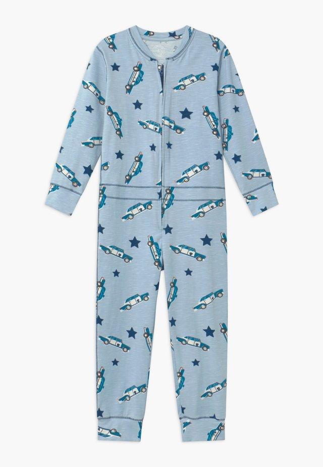BOYS ONEPIECE - Pyjama - light blue
