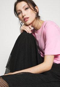 ONLY - ONLETTA SKIRT  - A-line skirt - black - 3