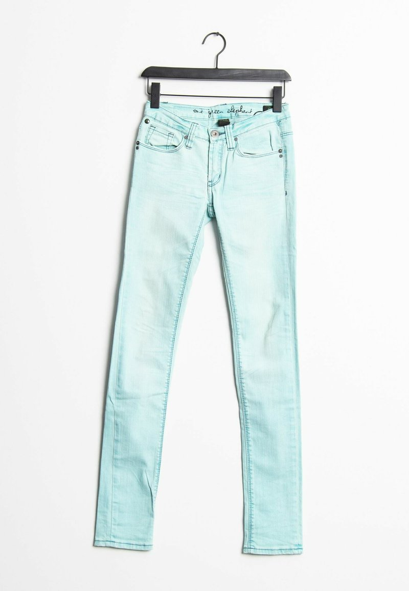 One Green Elephant - Jeans Skinny Fit - green