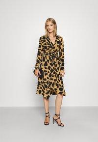 Diane von Furstenberg - EDEN DRESS - Day dress - natural - 1