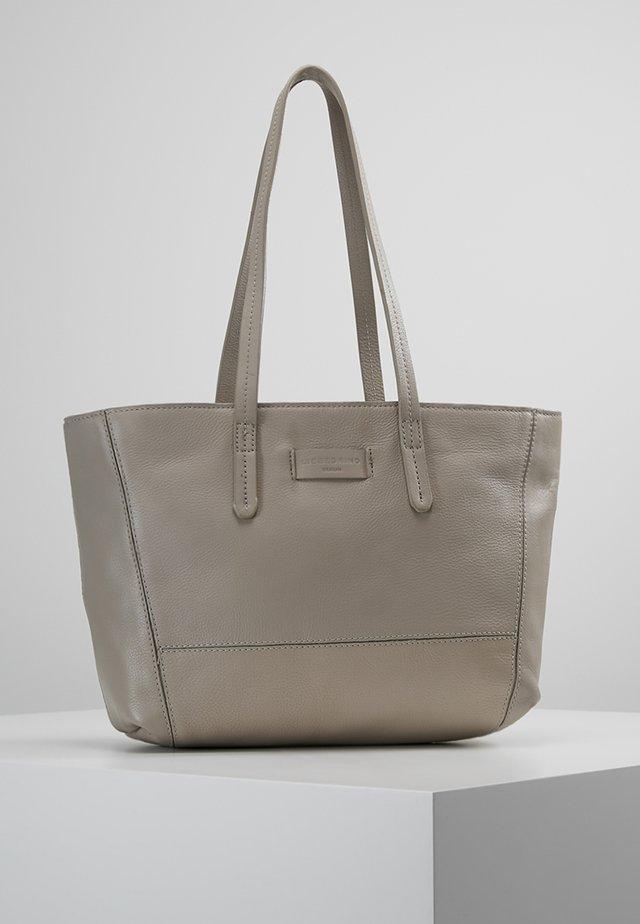 SHOPPER - Handbag - string grey