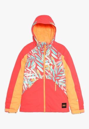 ALLURE JACKET - Snowboard jacket - red