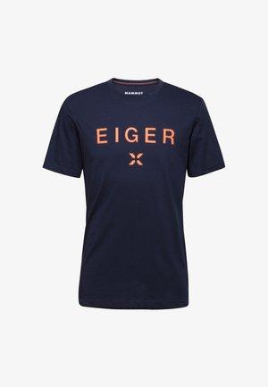 SEILE  - Print T-shirt - night