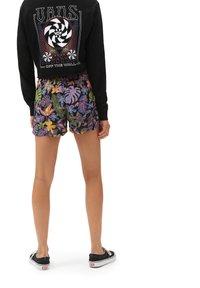 Vans - WM TROPICALI SHORT - Shorts - black - 1
