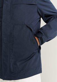 Mango - SUFI - Summer jacket - dunkles marineblau - 5