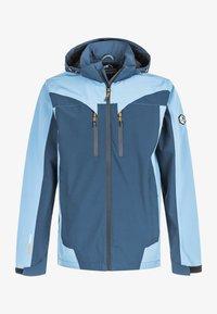 Whistler - Outdoor jacket - 2057  midnight navy - 4