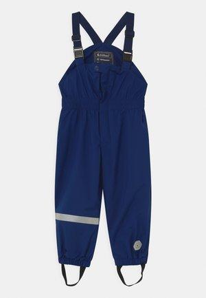 JAELY MINI UNISEX - Spodnie przeciwdeszczowe - dunkelblau