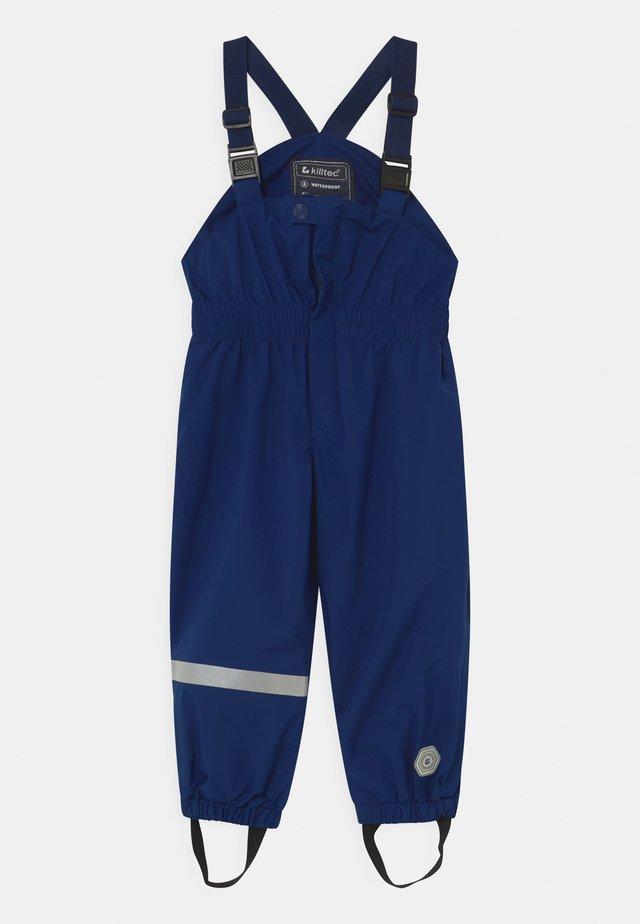 JAELY MINI UNISEX - Pantaloni impermeabili - dunkelblau