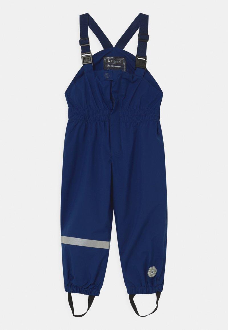 Killtec - JAELY MINI UNISEX - Kalhoty do deště - dunkelblau