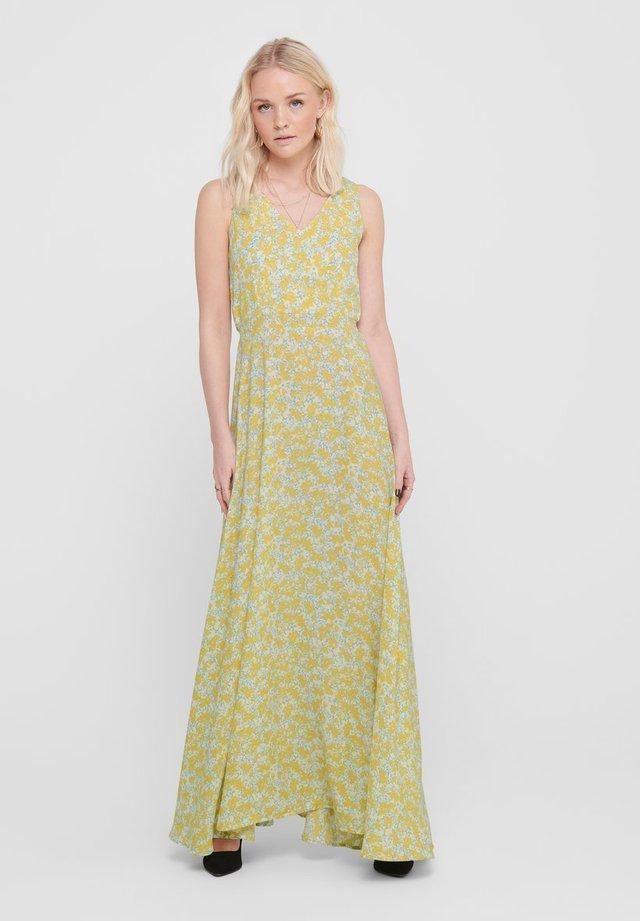 ONLAUGIE - Vestido largo - dusky citron