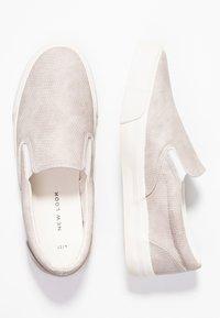 New Look - MIZARD - Nazouvací boty - mid grey - 3