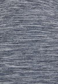 Casall - ESSENTIAL SEAMLESS RACERBACK - Top - midnight blue melange - 5