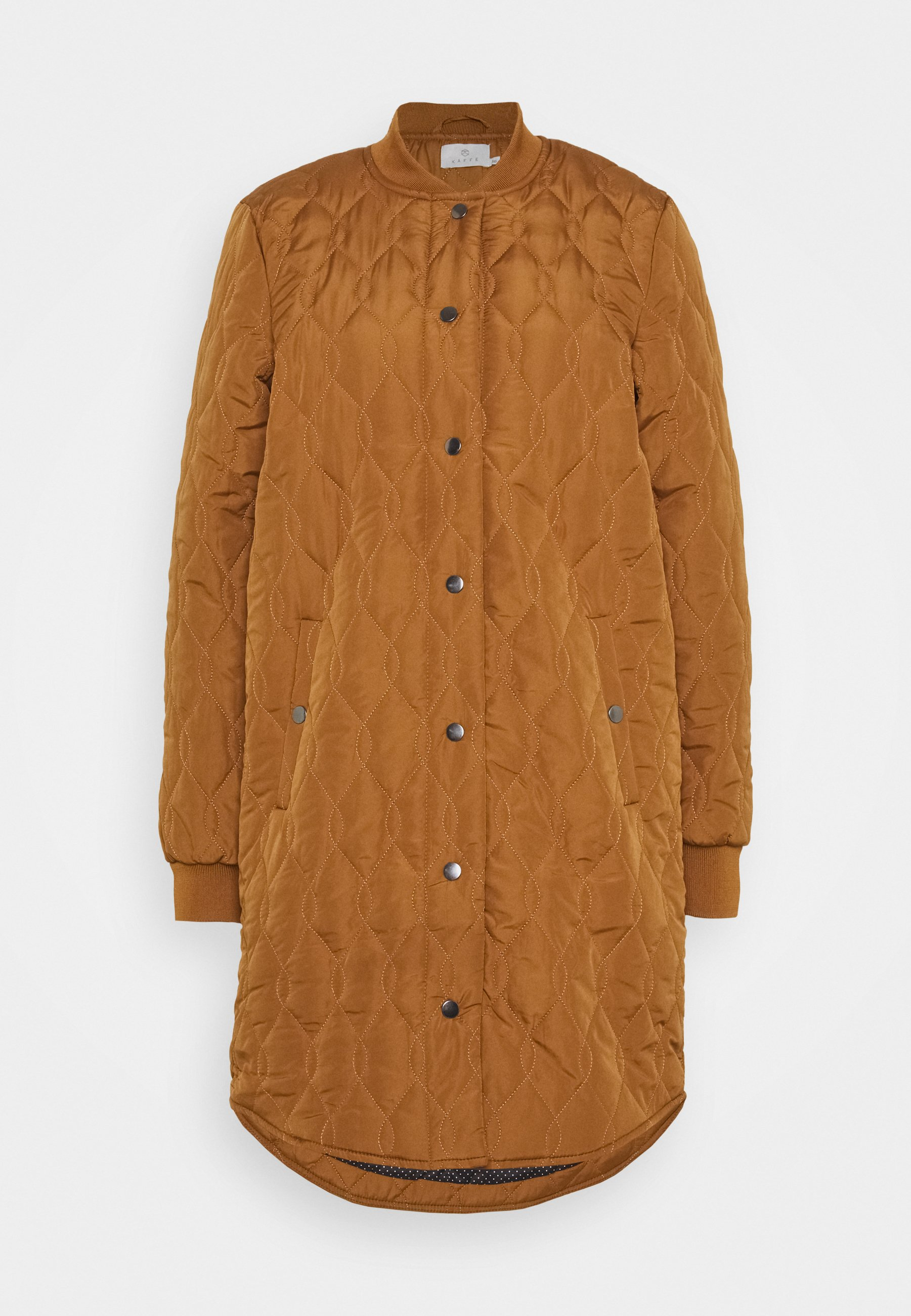 Women SHALLY QUILTED COAT - Winter coat