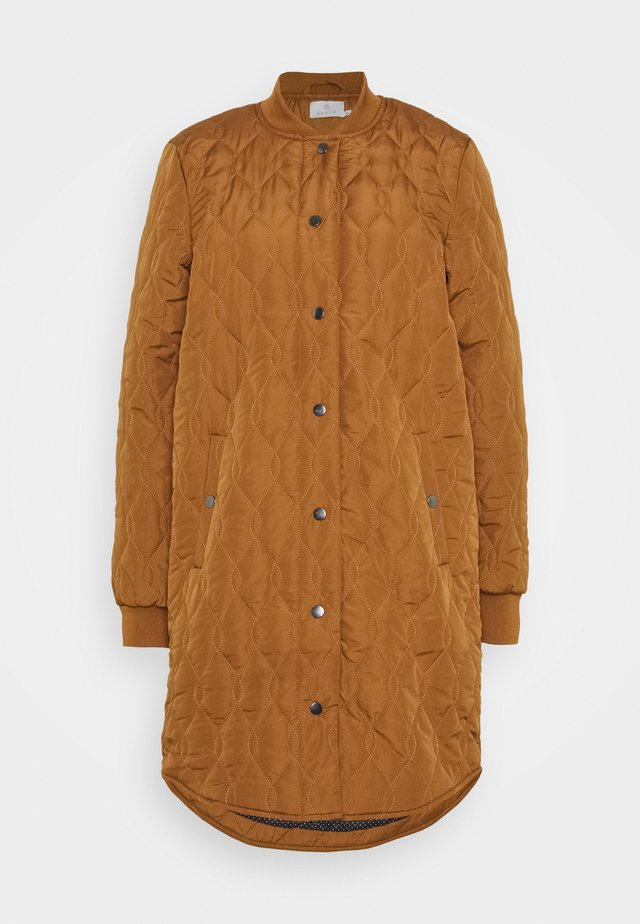 SHALLY QUILTED COAT - Winter coat - thrush