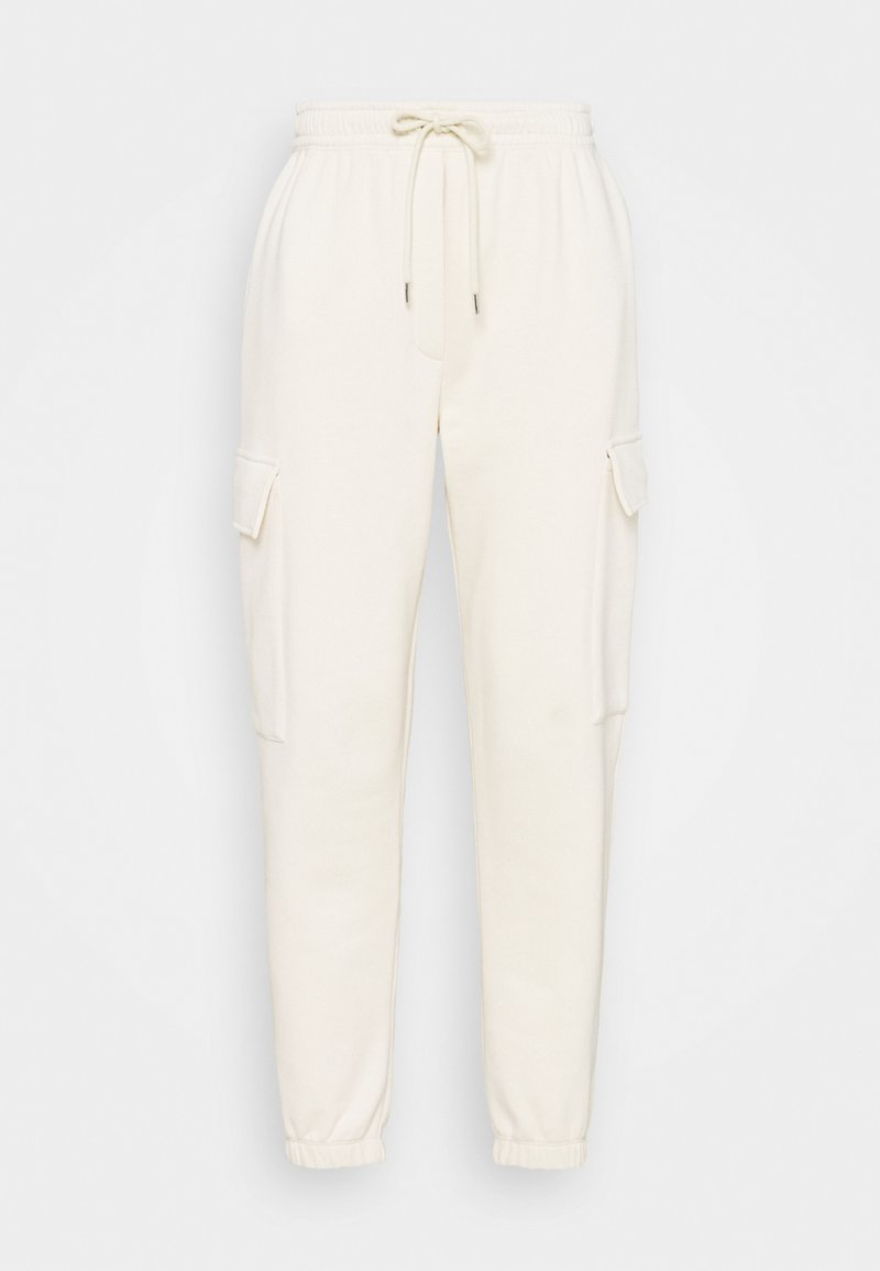 EDITED - REESE - Tracksuit bottoms - beige