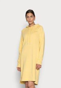 Marc O'Polo - Day dress - dusty lemon - 0