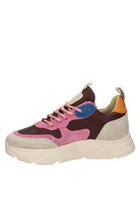 Steve Madden - PITTY DAMES DAD  - Sneakers laag - red - 1