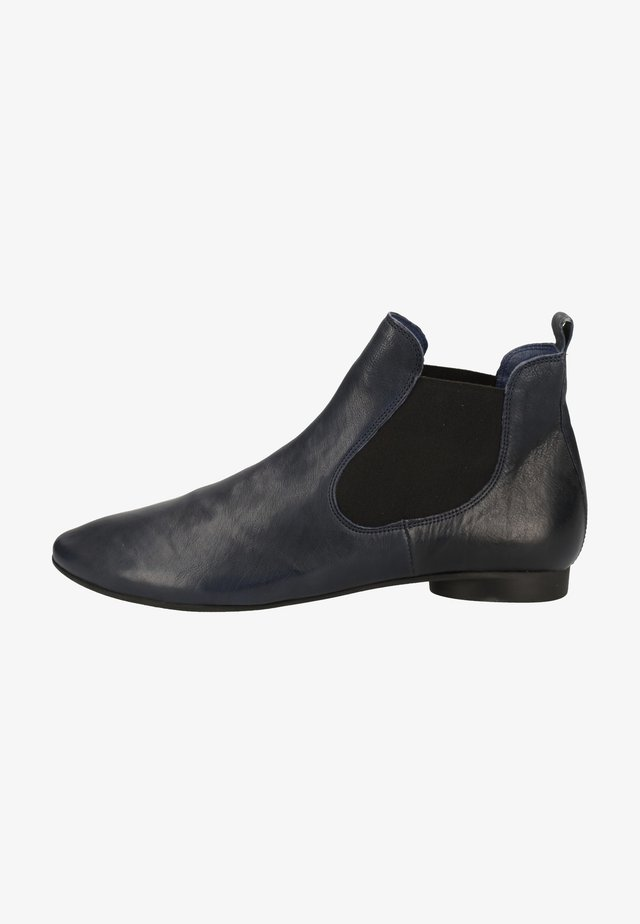 Classic ankle boots - navy 8000