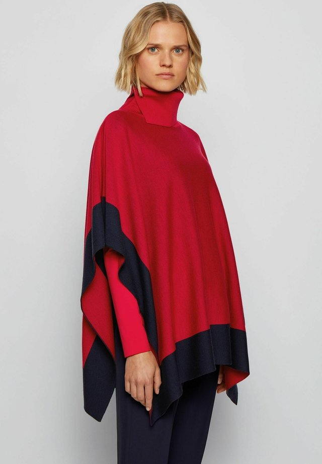 Cape - patterned