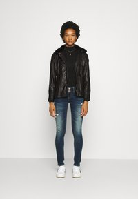 Gipsy - SALLIE - Leather jacket - black - 1